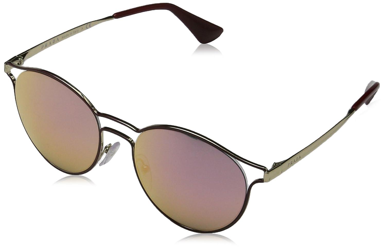 4645c8c6a4 Prada Women s PR 62SS Sunglasses 53mm at Amazon Women s Clothing store