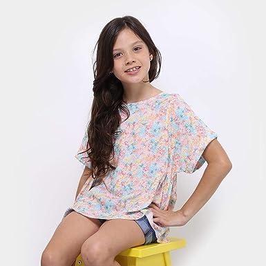 2cd312d07 Blusa Infantil Lilica Ripilica Estampada Feminina: Amazon.com.br ...