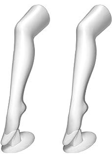 f1024951dd6 Amazon.com  Plastic Women s Tall Thigh-High Hosiery Leg Display Form ...