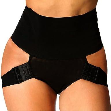 c117bb00c4dcd Tummy Control Shapewear Booty Lift Butt Lifter Enhancer Bum Body Shaper   Amazon.co.uk  Clothing