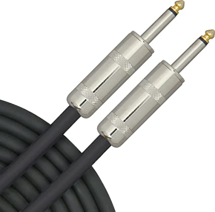 Amazoncom Musicians Gear 14 14 Speaker Cable 12 Gauge 25