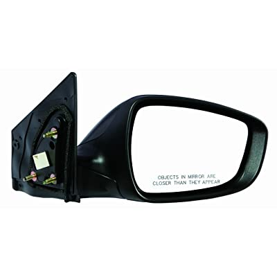 Depo 321-5404R3EBH1 Hyundai Elantra Passenger Side Heated Power Mirror: Automotive