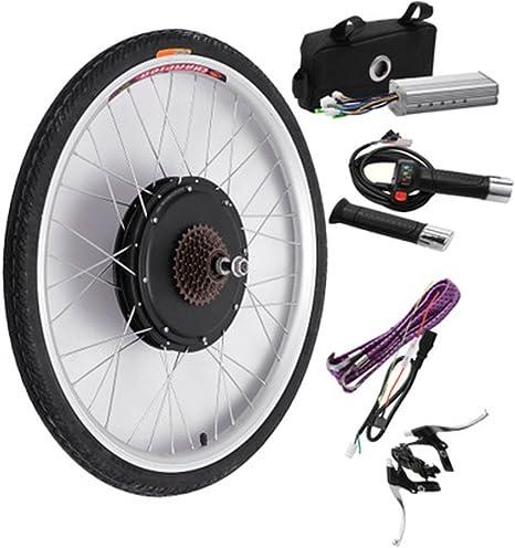 Motor eléctrico Motor Kit de conversión bicicleta para ruedas de ...