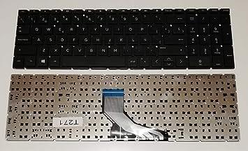 Teclado para PORTATIL HP 15-DA0023LA EN ESPAÑOL SIN Marco ...
