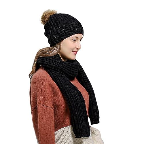 Greenlans – Set de bufanda, gorro y guantes – para mujer