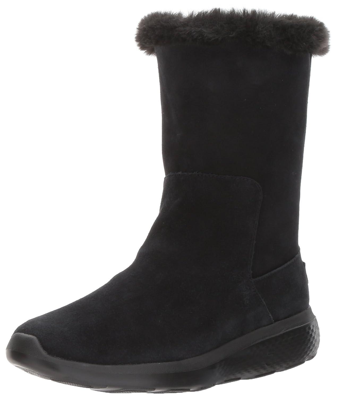 Skechers Damen Damen Skechers On-The-go City 2 Stiefel, Schwarz Schwarz (schwarz) 7ce310