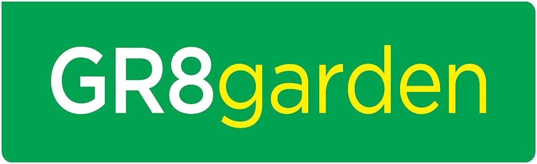 GR8 Garden Stahl Obelisk au/ßen Rose Baum Kletterpflanze Rahmen St/änder Wachstum Unterst/ützung Spalier Bogen