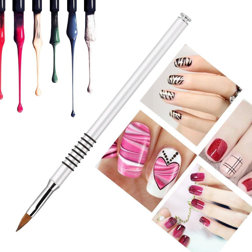 Nail Art Painting Pen Professional Nail Art Brush 3d Spot Brush Nail