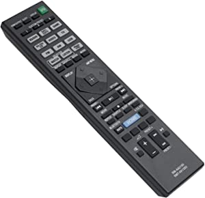 New RMT-AA130U RM-AAU190 Replace Remote Control fit for Sony Home Theatre AV Receiver STR-DH550 STR-DH750 STR-DN1060 STR-DN860 STRDH550 STRDH750 STRDN1060 STRDN860 Theater