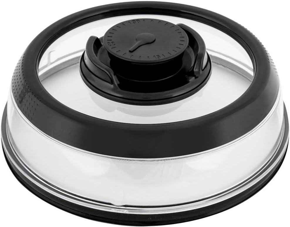 Vacuum Food Sealer Kitchen Instant Vacuum Food Sealer Fresh Cover,Stackable, Dishwasher and BPA Free