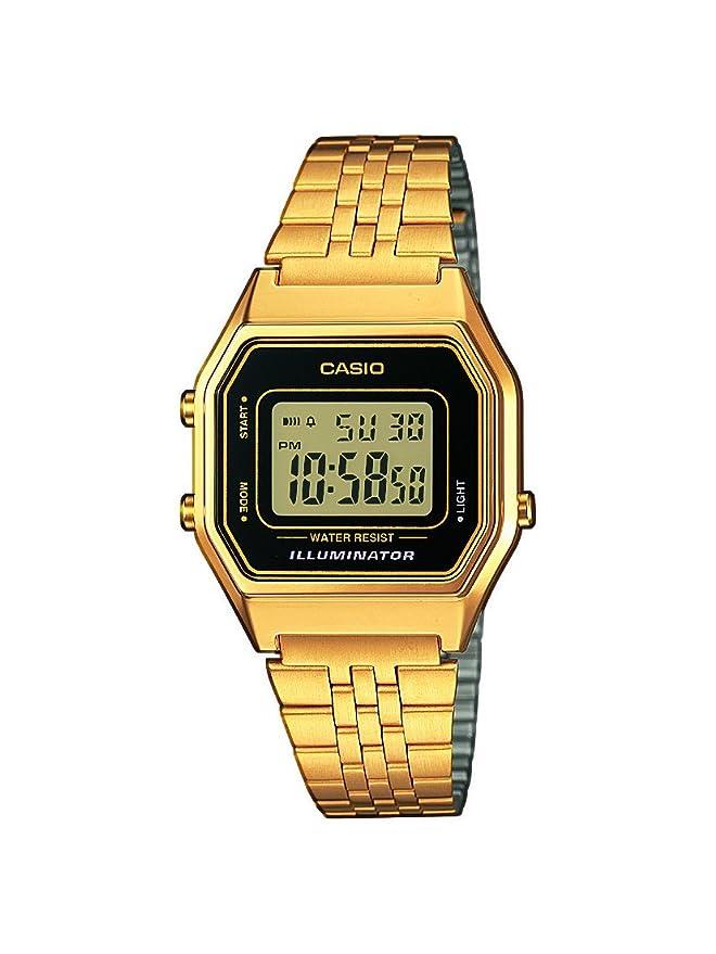 Casio Retro Uhr LA680WEGA-1ER
