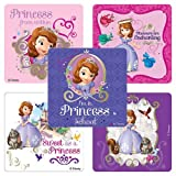 Disney Sofia The First Stickers - Party Favors - 75 per Pack