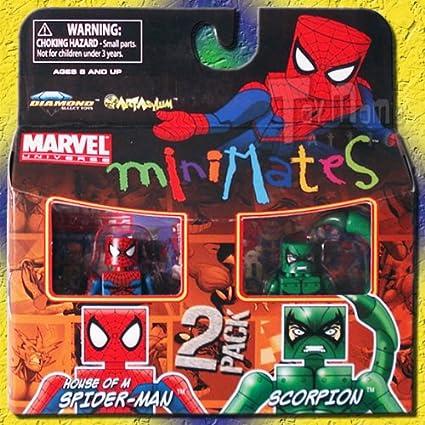 Marvel Minimates Series 30 House of M Spider-Man