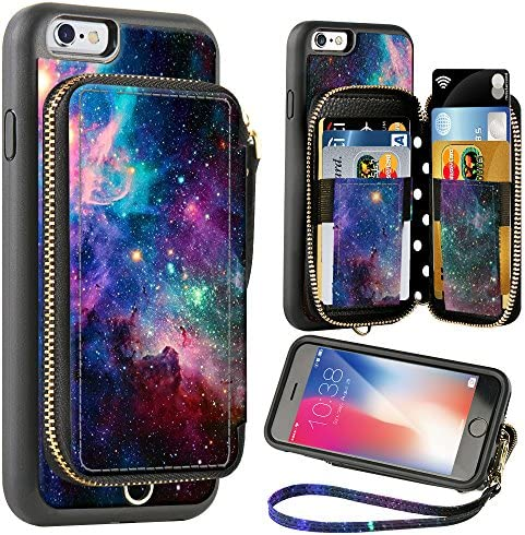 ZVE Wallet iPhone Zipper Handbag product image