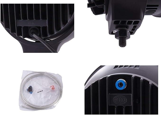 Hella 1f3 011 815 031 Luminator Compact Led Spotlight Auto