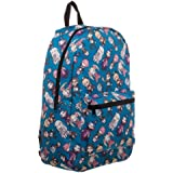 Starting Life in Another World Backpack Daypack Student Bag School Bag Bookbag with USB Charging Port GO2COSY Anime Re:Zero