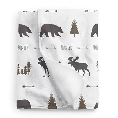 66afc97e3 Amazon.com: Lovable Gift Co Woodland Animal Moose and Bear ...