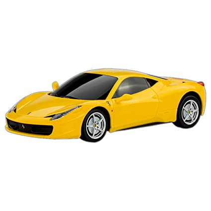 Deliababy Ferrari 458 Italia, Yellow