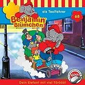 Benjamin als Taxifahrer (Benjamin Blümchen 68) | Heiko Rüsse