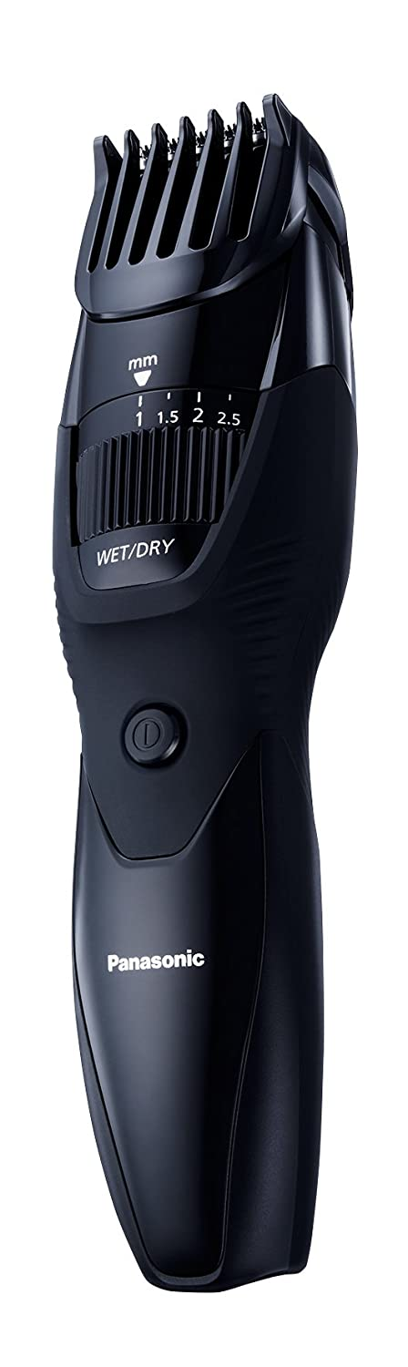 Panasonic ER-GB42 Wet and Dry Beard Trimmer (20 x Cutting Lengths) 5025232864362