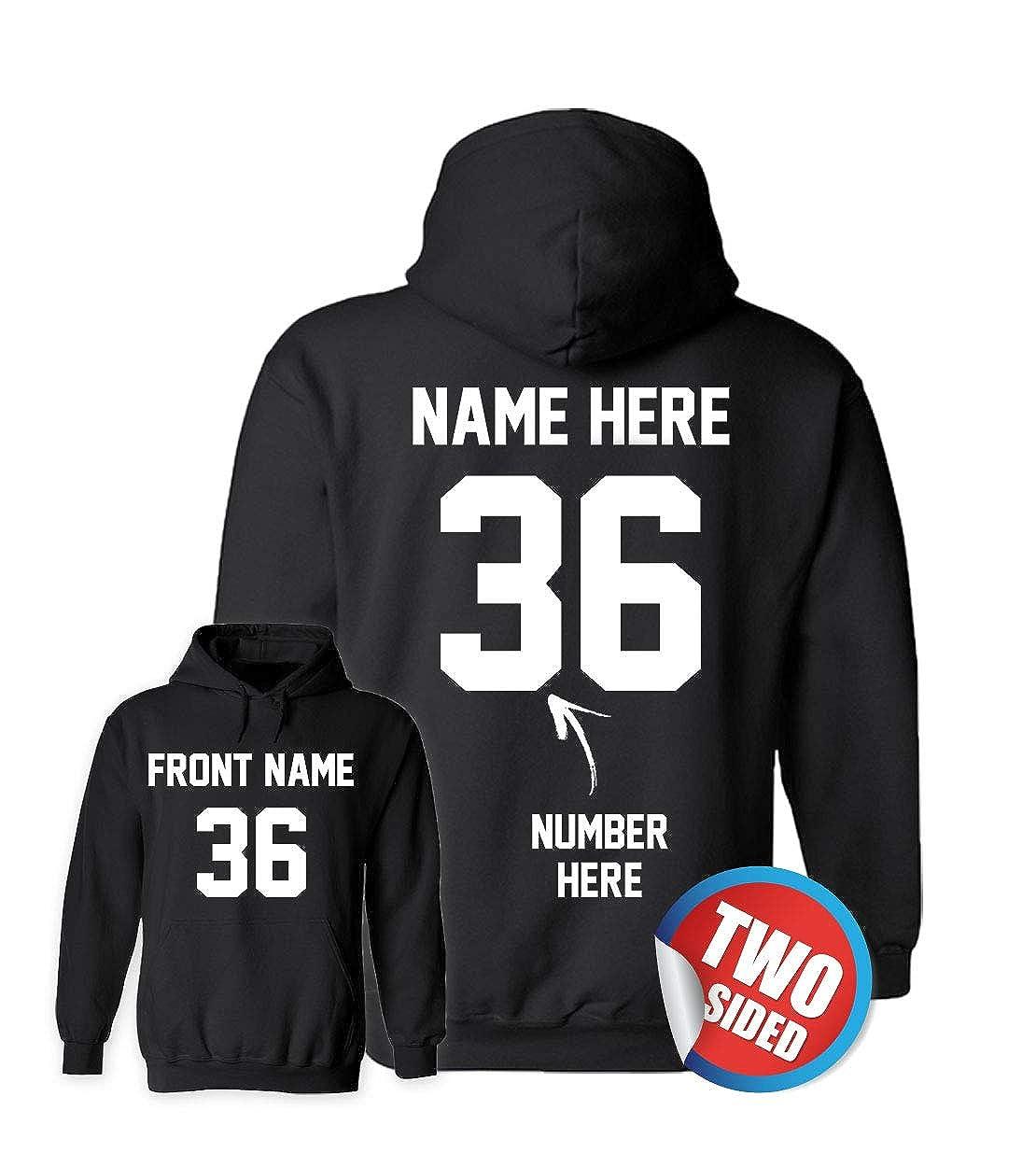 Custom 2 Sided Tshirts - Front & Back - Design...