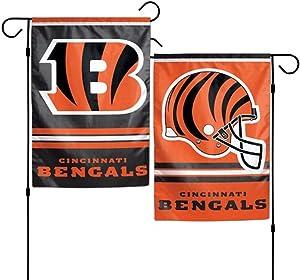 NFL Cincinnati Bengals Garden Flag