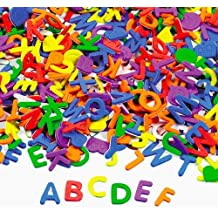 Fun Express Products Adhesive Foam Letters Novelty (1040 Piece)