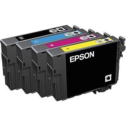 Epson Multipack 18XL 4 colores - Cartucho de tinta para impresoras ...