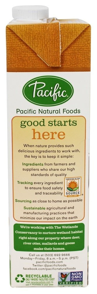 Pacific Natural Foods - All Natural Hazelnut Milk Chocolate - 32 oz