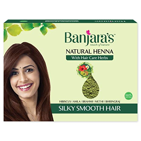 b60713d85 Buy Banjara's Natural Henna, 200g Online at Low Prices in India - Amazon.in