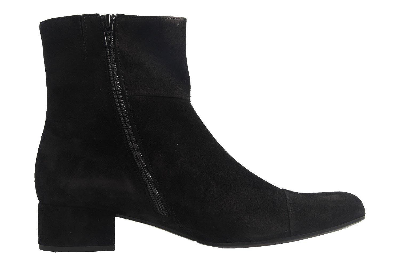 GABOR - - GABOR Damen Stiefeletten - Schwarz Schuhe in Übergrößen b8e67a