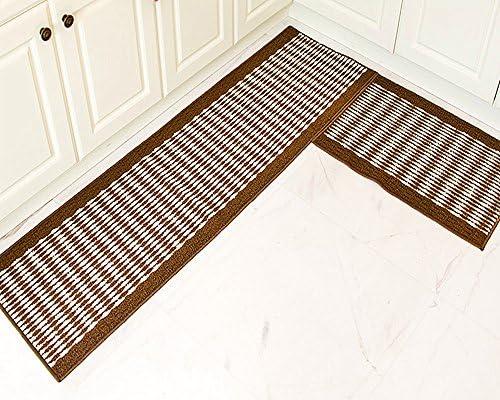 Ustide Kitchen Rug Set Kitchen Floor Rug Washable Floor
