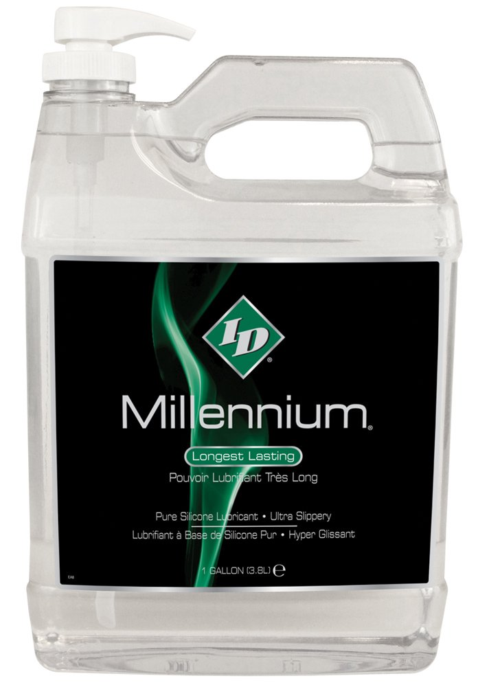 ID Millennium Lubricant Silicone Base Gallon, 1 gallon by ID