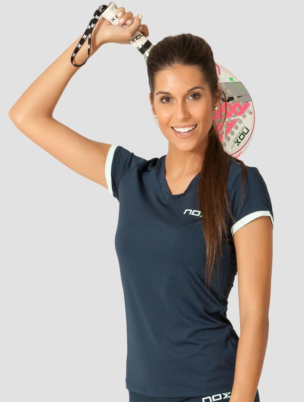 NOX Camiseta pádel Dana (XS): Amazon.es: Deportes y aire libre