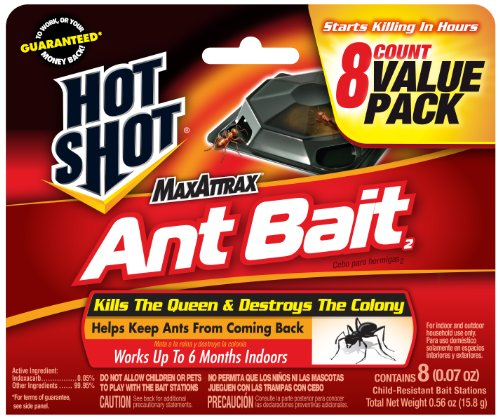 Hot Shot MaxAttrax Ant Bait2 (HG-2048) (8 ct)