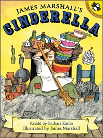 Image result for cinderella book james marshall
