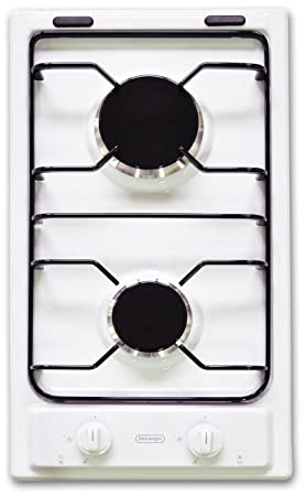 bas prix cbf46 92e8f Plaque De cuisson encastrable 30 cm-Domino-blanc-2 feux à ...