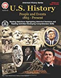 img - for U.S. History, Grades 6 - 12: People and Events 1865-Present (American History) book / textbook / text book