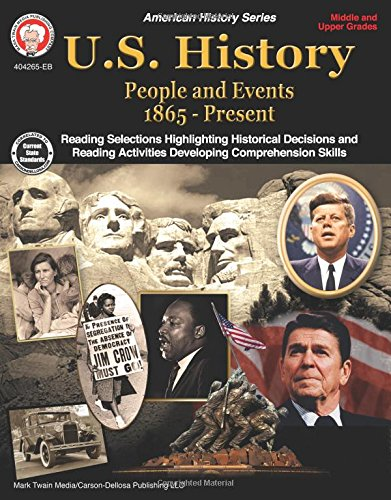 U.S. History, Grades 6 - 12: People and Events 1865-Present (American ()