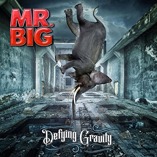Mr. Big - Defying Gravity - CD - FLAC - 2017 - RiBS Download