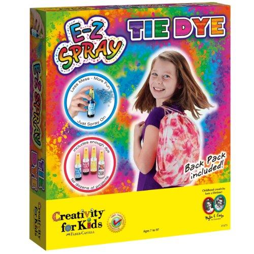 Creativity for Kids  E-Z Spray Tie Dye