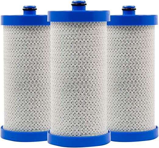 2 Pack Replacement Water Filter for Frigidaire 218710902 Refrigerators