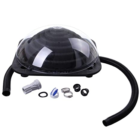 Bypass Kit Interline Chauffage Solaire Dome noir