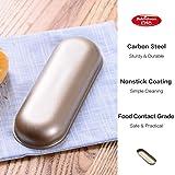 Bakerdream Hot Dog Bun Pan Hotdog Bread Mold Non