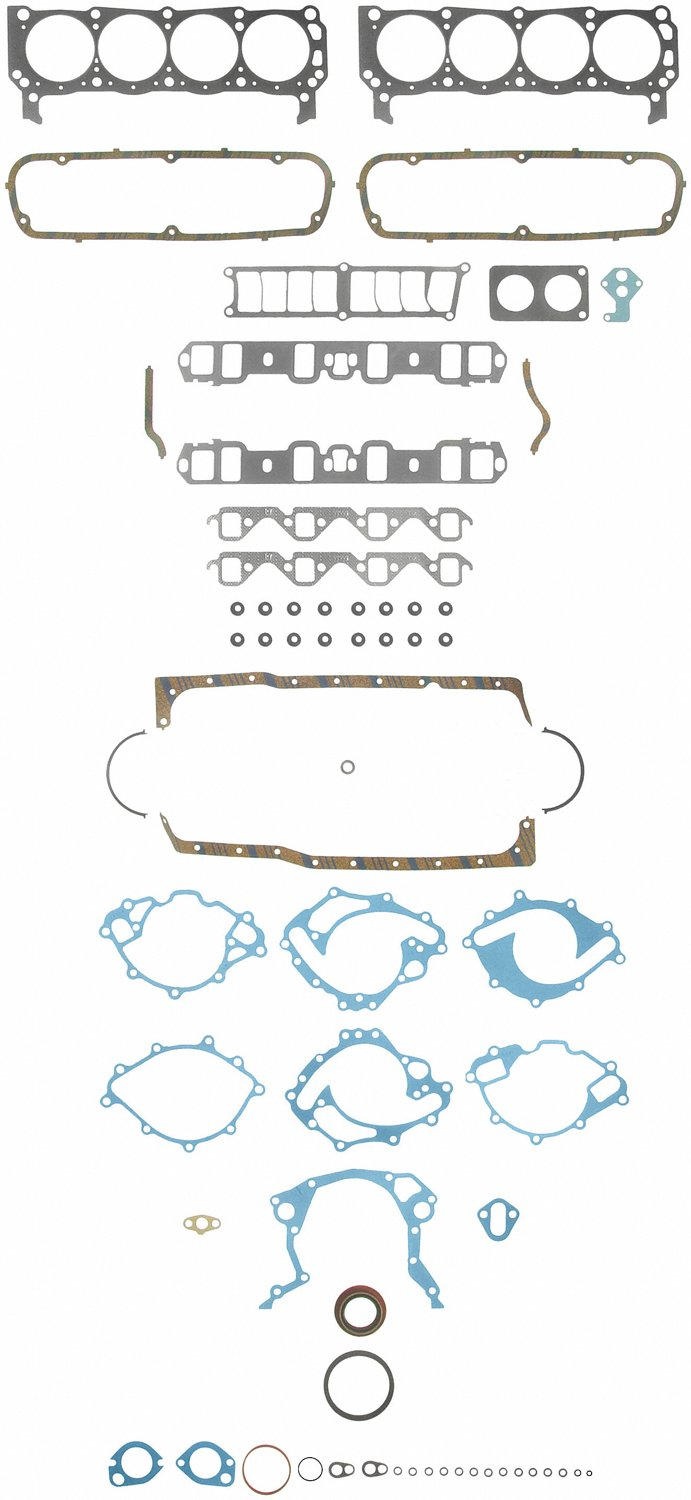 Sealed Power 260-1169 Gasket Kit by Sealed Power
