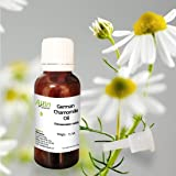 Allin Exporters German Chamomile essential oil - 100% Pure , Natural & Undiluted