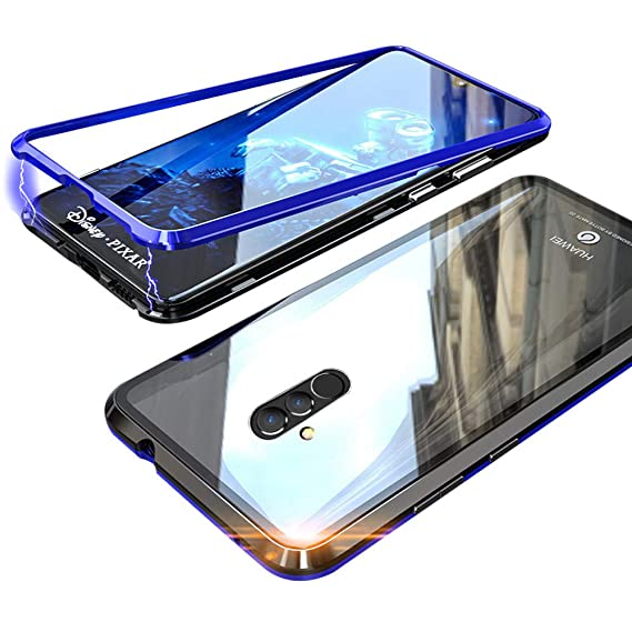 check out 9c293 52bb7 Amazon.com: Cover for Huawei Mate 20 Lite Magnetic Adsorption Tech ...