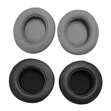IPOTCH 2 Pares Almohadillas Reemplazantes de Auriculares Inalámbricos Protección Cómodo para Oído para Razer Kraken Pro