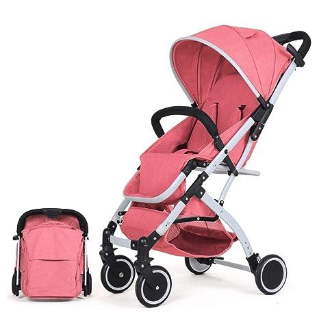 WYNZYYESTC El carrito plegable portátil para bebés, se puede ...