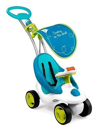 Smoby - Correpasillos Bubble Go para niño, Color Azul (413000 ...